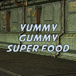 Yummy Gummy Super Food